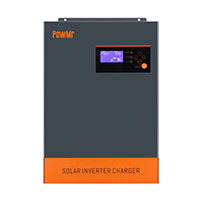 PowMr 48V 5500W Solar Inverter Charger With MPPT 80A Solar Controller AC 220V PV 500V Work WIthout Battery